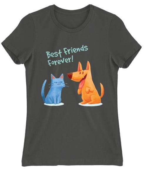 Legjobb barátok örökre Póló - Ha Dog rajongó ezeket a pólókat tuti imádni fogod!