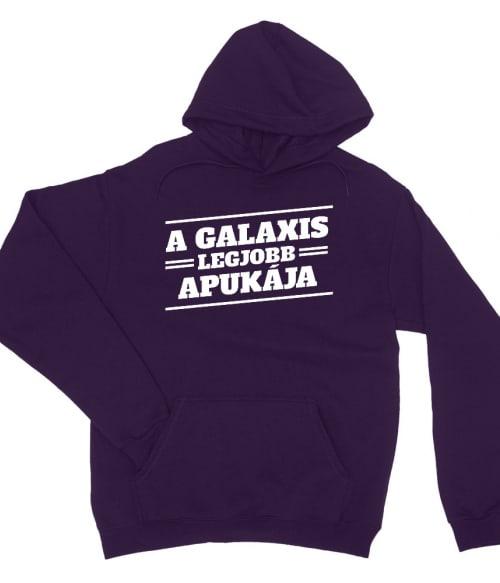 A Galaxis Legjobb Apukája Póló - Ha Family rajongó ezeket a pólókat tuti imádni fogod!