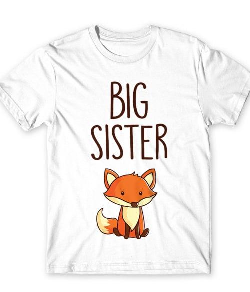 Big Sister Fox Póló - Ha Family rajongó ezeket a pólókat tuti imádni fogod!