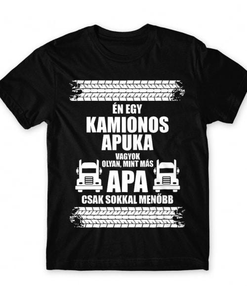 Kamionos Apuka Póló - Ha Family rajongó ezeket a pólókat tuti imádni fogod!