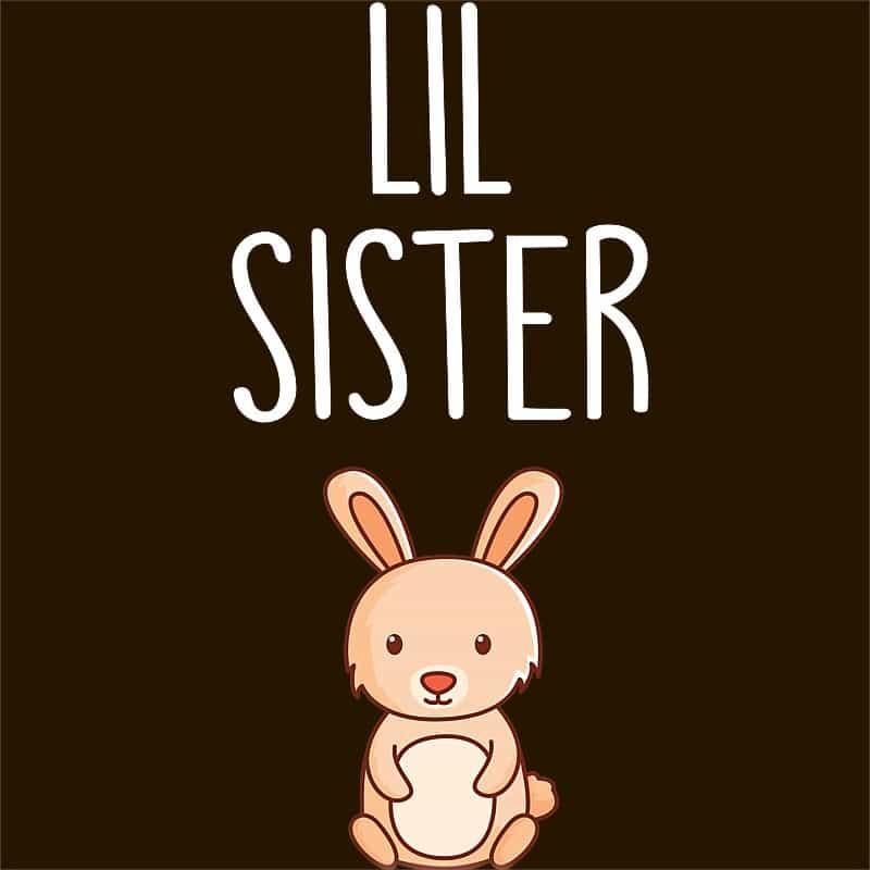 Lil Sister Bunny Póló - Ha Family rajongó ezeket a pólókat tuti imádni fogod!