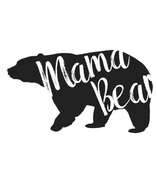 Mama Bear Póló - Ha Family rajongó ezeket a pólókat tuti imádni fogod!
