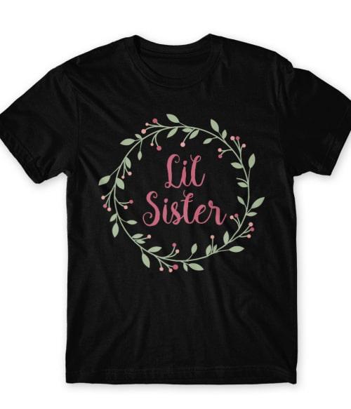 Lil Sister Póló - Ha Family rajongó ezeket a pólókat tuti imádni fogod!