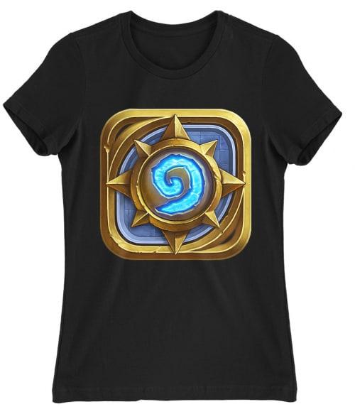 Hearthstone Icon Póló - Ha Gamer rajongó ezeket a pólókat tuti imádni fogod!