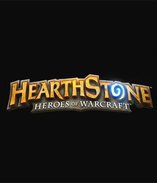 Hearthstone Logo Póló - Ha Gamer rajongó ezeket a pólókat tuti imádni fogod!