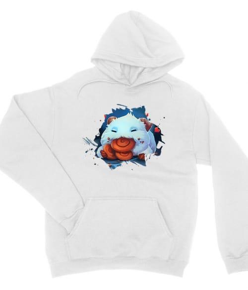 Poro Splash Póló - Ha Gamer rajongó ezeket a pólókat tuti imádni fogod!