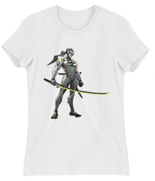Genji Póló - Ha Gamer rajongó ezeket a pólókat tuti imádni fogod!