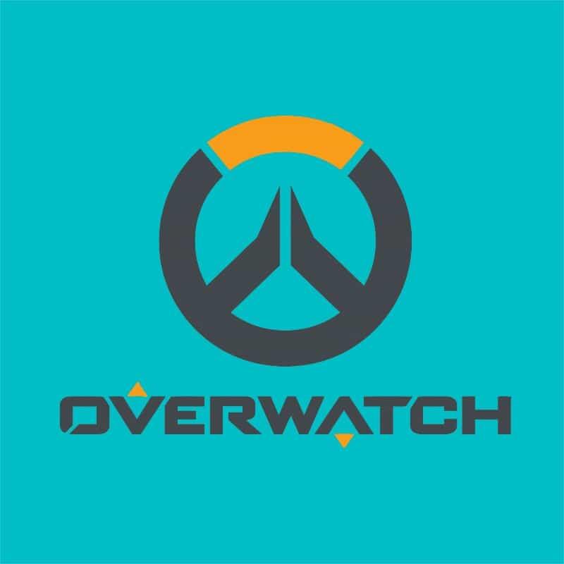 Overwatch Logo Póló - Ha Gamer rajongó ezeket a pólókat tuti imádni fogod!
