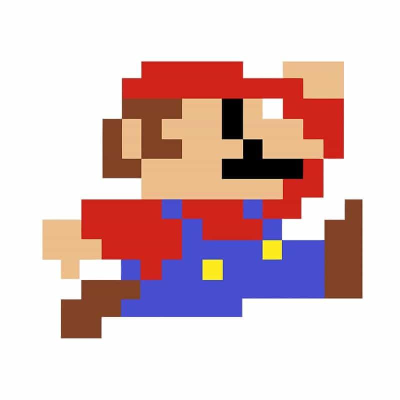 Super Mario Jump Póló - Ha Gamer rajongó ezeket a pólókat tuti imádni fogod!