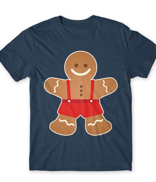 Gingerbread Boy Póló - Ha Christmas rajongó ezeket a pólókat tuti imádni fogod!