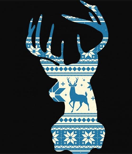 Norwegian Reindeer Póló - Ha Christmas rajongó ezeket a pólókat tuti imádni fogod!