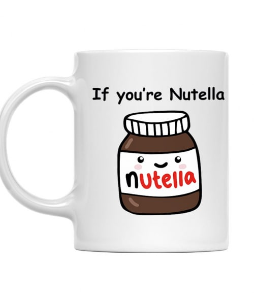 If you are nutella Póló - Ha Couple rajongó ezeket a pólókat tuti imádni fogod!