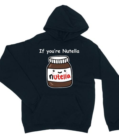 8453d67b11 If you are nutella Póló - Ha Couple rajongó ezeket a pólókat tuti imádni  fogod!