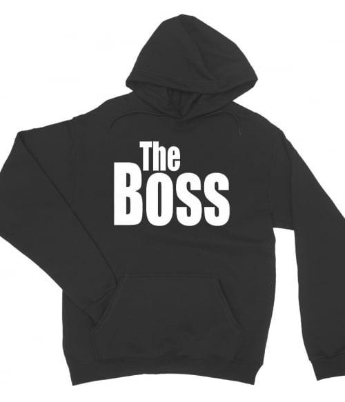A főnök Póló - Ha Couple rajongó ezeket a pólókat tuti imádni fogod!