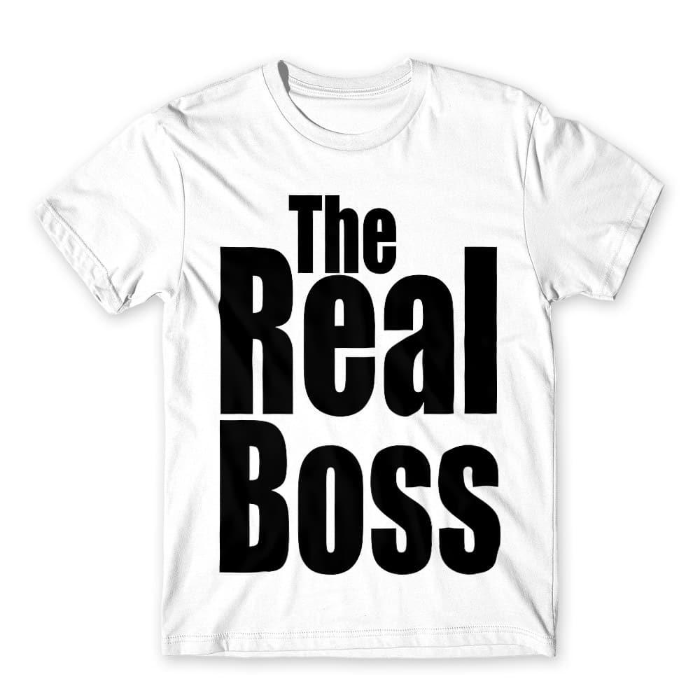 Az igazi főnök Póló - Ha Couple rajongó ezeket a pólókat tuti imádni fogod!