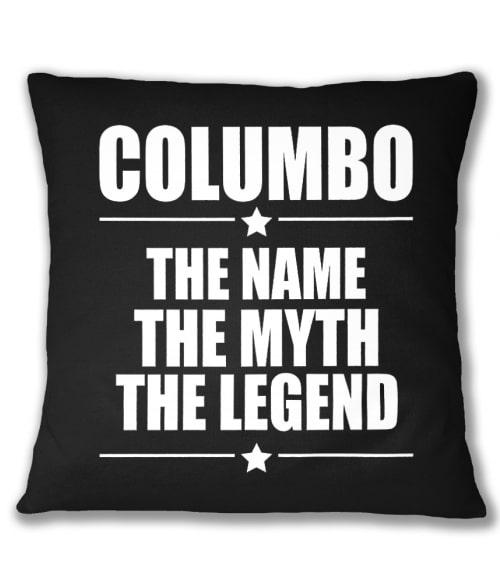 Columbo a legenda Póló - Ha Legends rajongó ezeket a pólókat tuti imádni fogod!