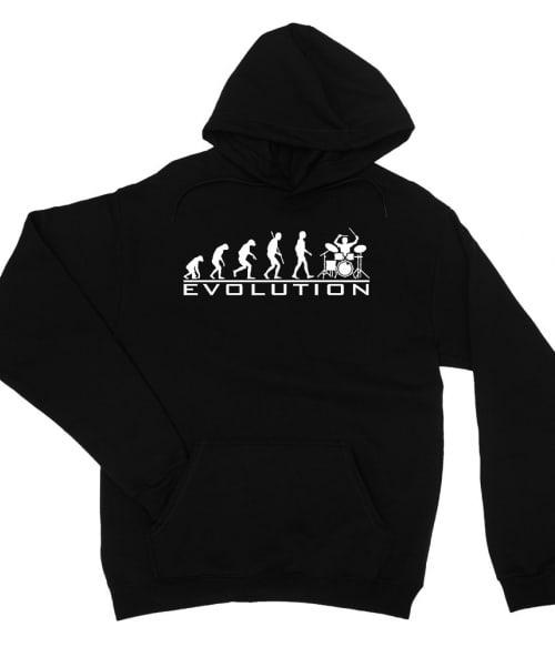 Drum evolution Póló - Ha Hobby rajongó ezeket a pólókat tuti imádni fogod!