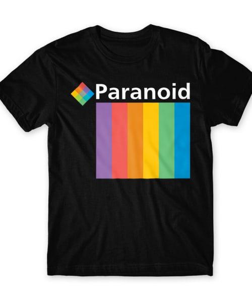 Paranoid Póló - Ha Hobby rajongó ezeket a pólókat tuti imádni fogod!
