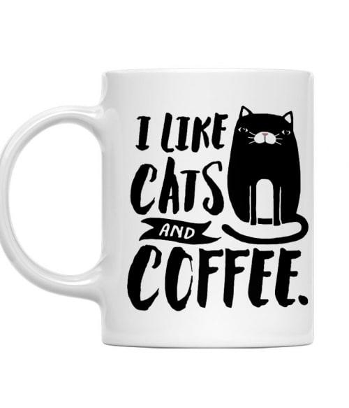 Cicák és kávé Póló - Ha Cat rajongó ezeket a pólókat tuti imádni fogod!