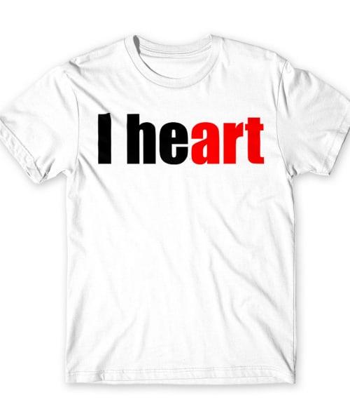I heart Póló - Ha Hobby rajongó ezeket a pólókat tuti imádni fogod!