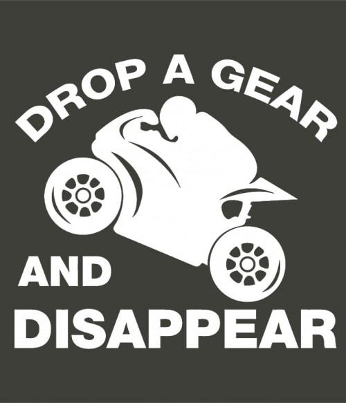 Drop a gear Póló - Ha Hobby rajongó ezeket a pólókat tuti imádni fogod!