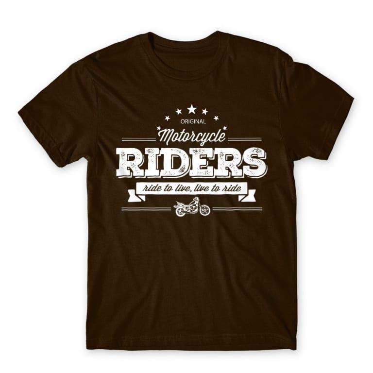 d15f3cc08d Motorcycle riders Póló - Hobby