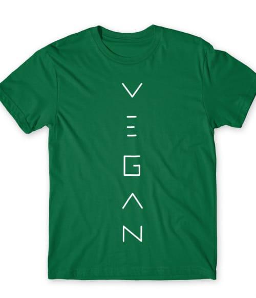 Minimal vegan Póló - Ha Vegetarian rajongó ezeket a pólókat tuti imádni fogod!