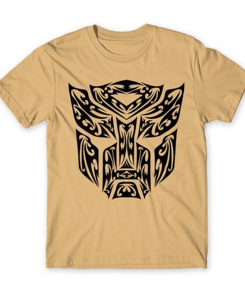 Autobot tribal tattoo Póló - Ha Transformers rajongó ezeket a pólókat tuti imádni fogod!