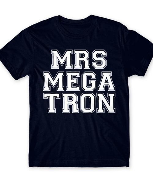 Mrs Megatron Póló - Ha Transformers rajongó ezeket a pólókat tuti imádni fogod!