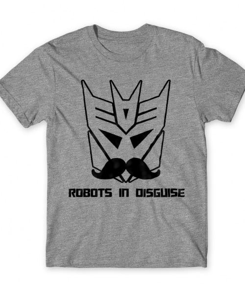Robots in disguise Póló - Ha Transformers rajongó ezeket a pólókat tuti imádni fogod!