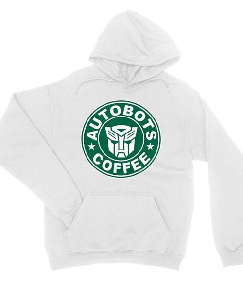 Starbucks autobot coffee Póló - Ha Transformers rajongó ezeket a pólókat tuti imádni fogod!