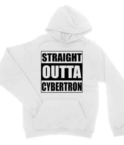 Straight outta Cybertron Póló - Ha Transformers rajongó ezeket a pólókat tuti imádni fogod!
