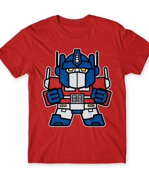 Transformers cartoon Póló - Ha Transformers rajongó ezeket a pólókat tuti imádni fogod!