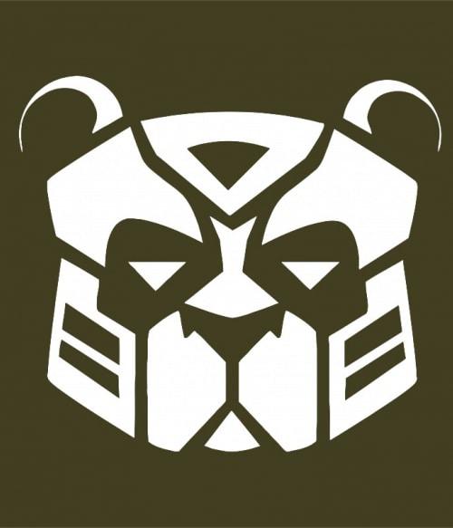 Transformers panda Póló - Ha Transformers rajongó ezeket a pólókat tuti imádni fogod!