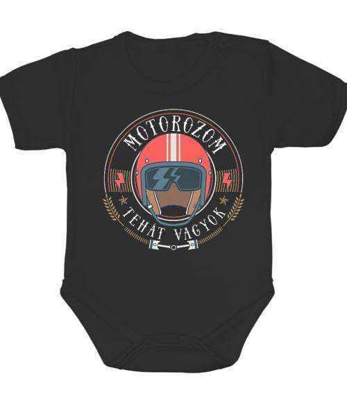 Motorozom tehát vagyok Póló - Ha Hobby rajongó ezeket a pólókat tuti imádni fogod!