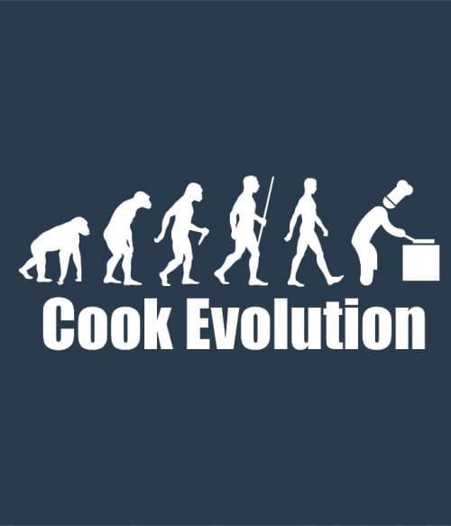 Cook evolution Póló - Ha Hobby rajongó ezeket a pólókat tuti imádni fogod!