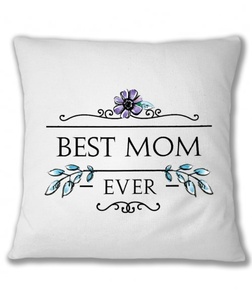 Best mom ever flower Póló - Ha Family rajongó ezeket a pólókat tuti imádni fogod!