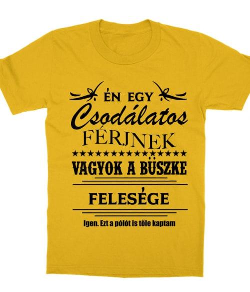 Csodálatos férj Póló - Ha Family rajongó ezeket a pólókat tuti imádni fogod!