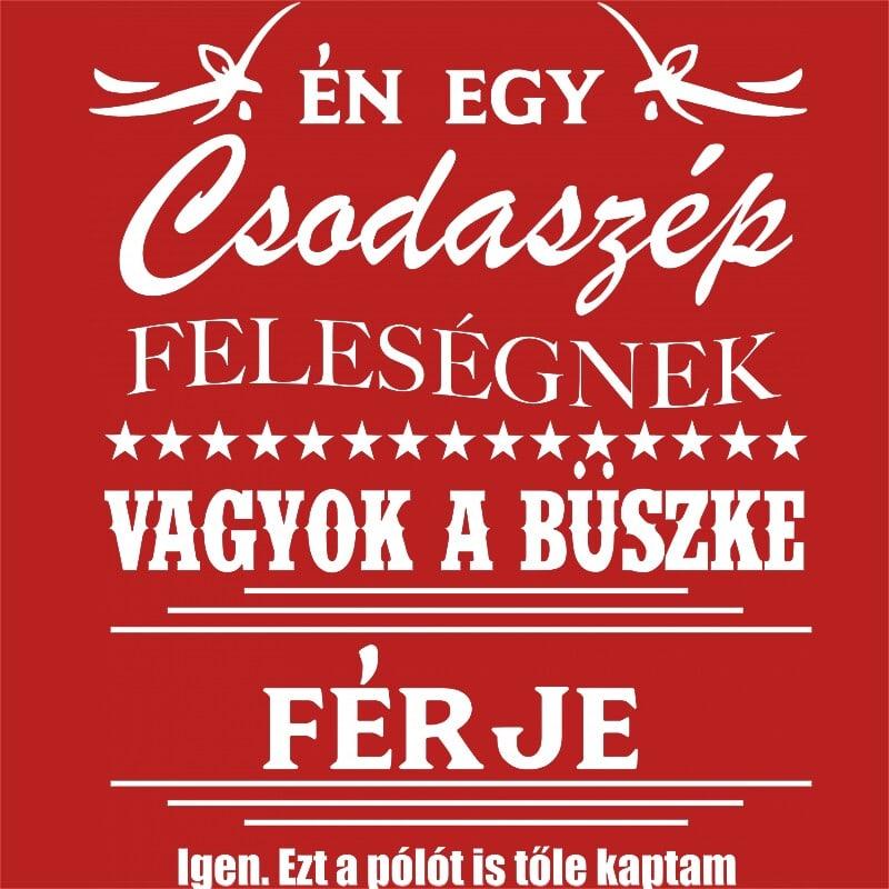 Csodaszép feleség Póló - Ha Family rajongó ezeket a pólókat tuti imádni fogod!