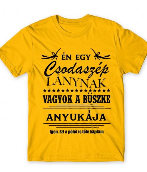 Csodaszép lány Póló - Ha Family rajongó ezeket a pólókat tuti imádni fogod!