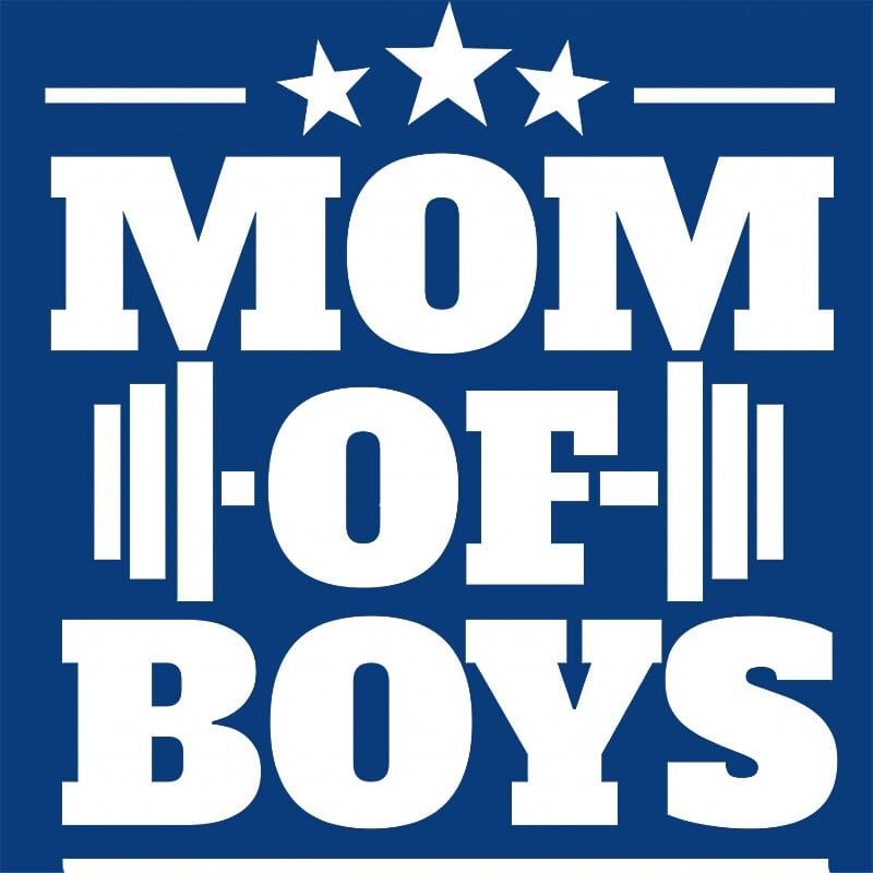 Mom of boys Póló - Ha Family rajongó ezeket a pólókat tuti imádni fogod!