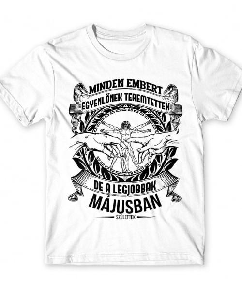 Da vinci Május Póló - Ha Birthday rajongó ezeket a pólókat tuti imádni fogod!