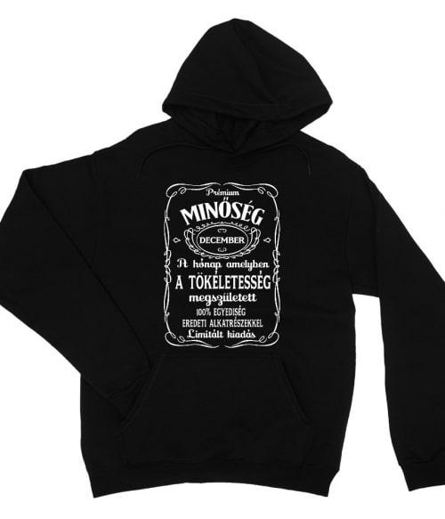 Jack Daniel's December Póló - Ha Birthday rajongó ezeket a pólókat tuti imádni fogod!