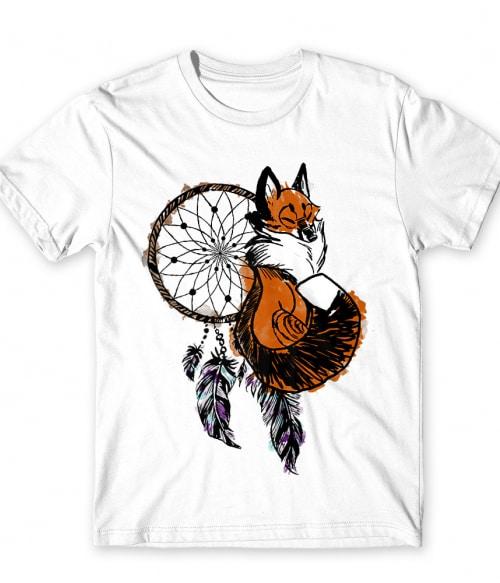 Dreamcatcher fox Póló - Ha Fox rajongó ezeket a pólókat tuti imádni fogod!