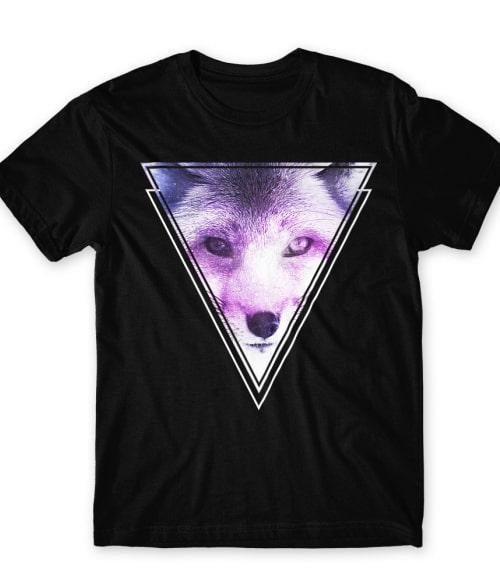 Galaxy geometric fox Póló - Ha Fox rajongó ezeket a pólókat tuti imádni fogod!