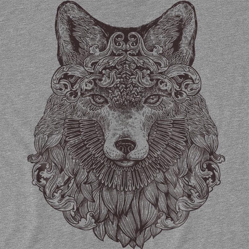 Ornamental fox Póló - Ha Fox rajongó ezeket a pólókat tuti imádni fogod!
