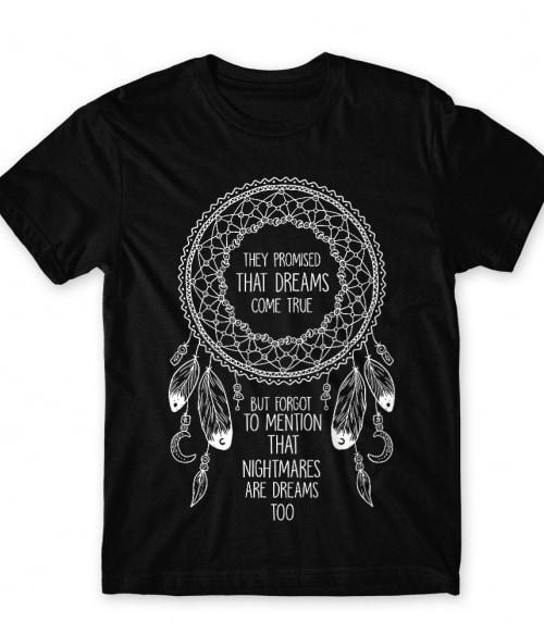 Rémálomfogó Póló - Ha Dreams rajongó ezeket a pólókat tuti imádni fogod!