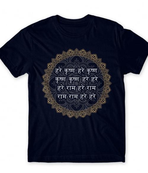 Hare Krisna Mantra Mandala Póló - Ha India rajongó ezeket a pólókat tuti imádni fogod!