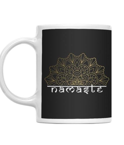 Namaste Mandala Póló - Ha India rajongó ezeket a pólókat tuti imádni fogod!