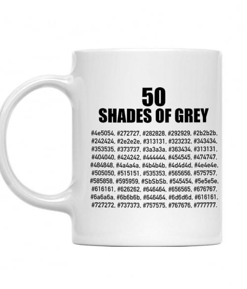 50 shade of grey Póló - Ha Programming rajongó ezeket a pólókat tuti imádni fogod!